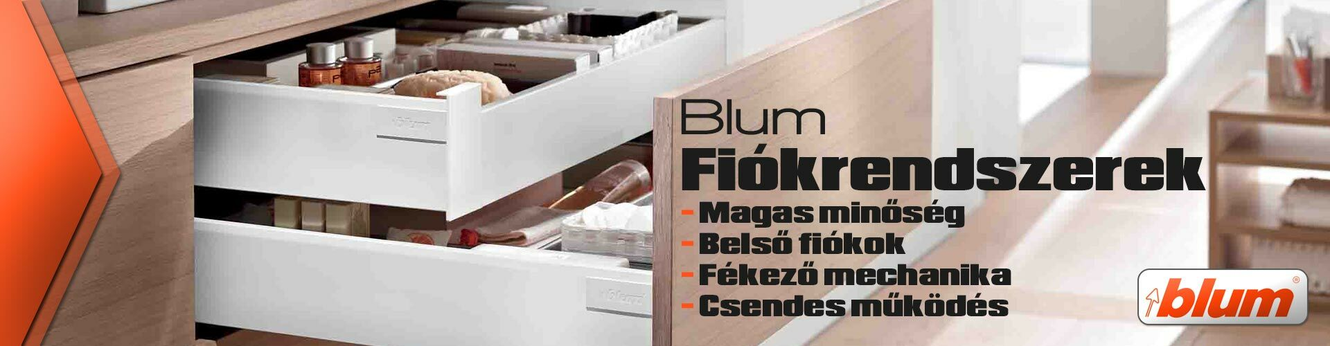 Blum-Fiókrendszer